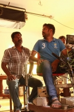 Munnodi-Working-Stills