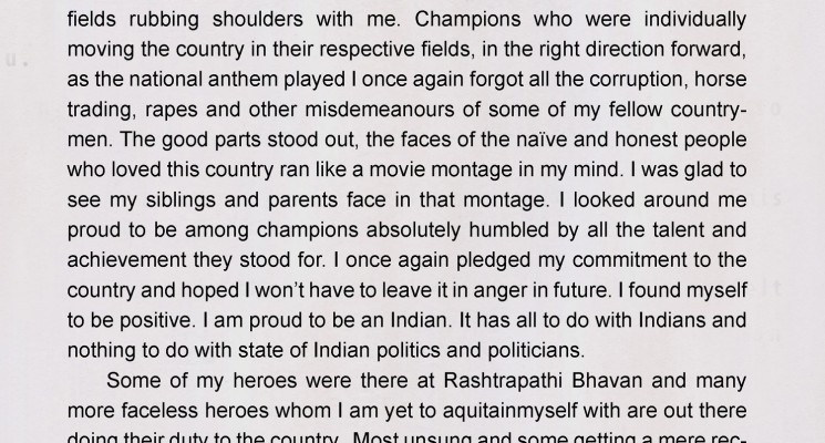 Kamal Haasan Statement about Receiving Padma Bhushan Award
