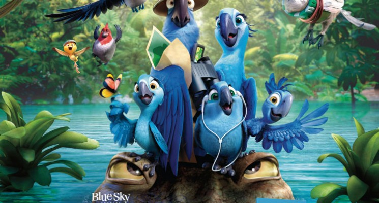 RIO 2 Movie Trailer