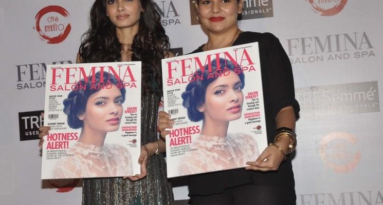 Diana Penty at Femina Magazine Launch