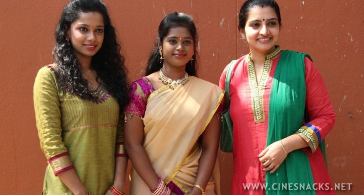 Kottaampatti Thodakkapalli Movie Pooja Stills