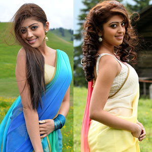 Actress Pranitha Stills
