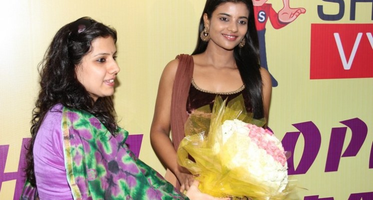 Shriram's Unique Property Show Launch By Actress Aishwarya Rajesh Stills