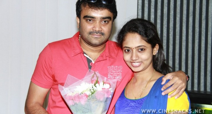 Actor Udhaya Birthday Celebrations Stills
