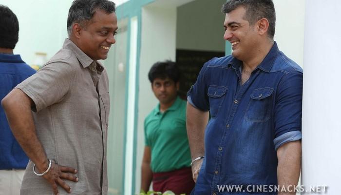 Ajith 55th Movie Working Stills