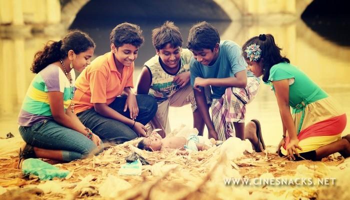 Azhagu Kutty Chellam Movie Stills