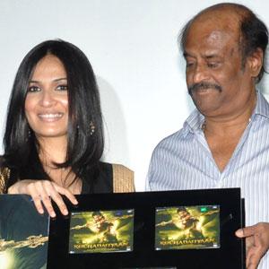 Kochadaiiyaan Hindi Trailer Launch Stills