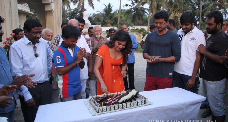 Actress Samantha Birthday Celebrations Stills