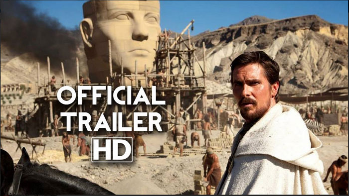 Exodus Movie Trailer