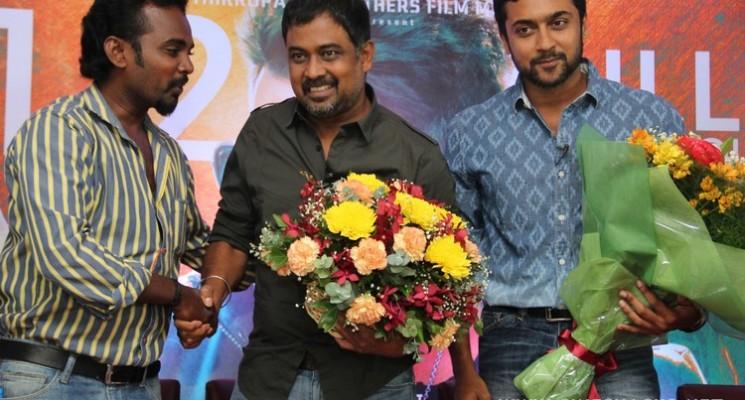 Anjaan Teaser Success Celebration Meet Photos