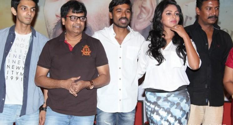 Velaiyilla Pattathari Press Meet Stills