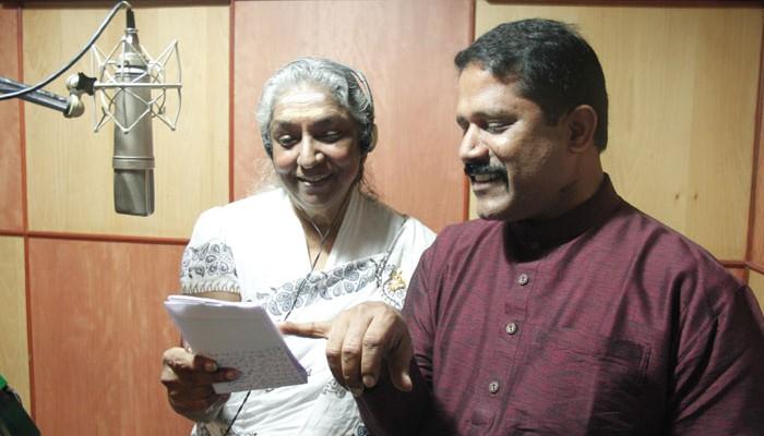 எஸ்.ஜானகி வுடன் கைகோர்க்கும் இசை அமைப்பாளர் ஜான் பீட்டர்