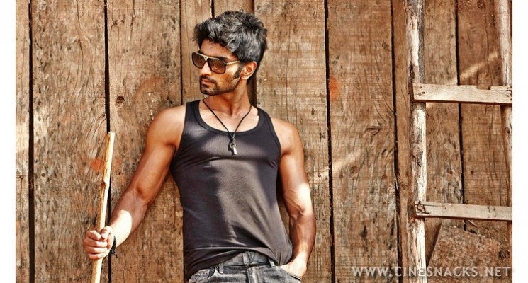 Atharvaa Latest Photoshoot Pictures
