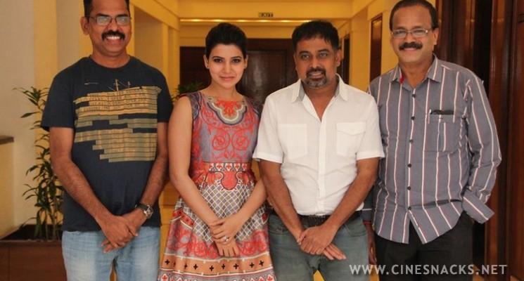 Anjaan Team Meet Photos