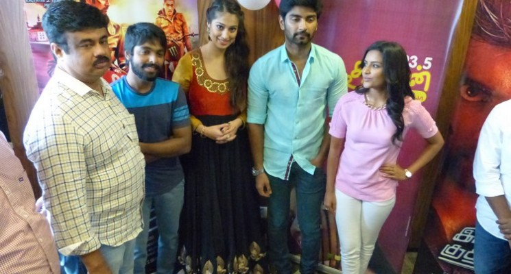 Irumbu Kuthirai Audio Launch Stills