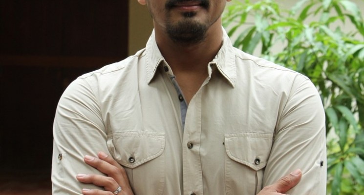 Actor Siddarth Personal Press Meet Stills