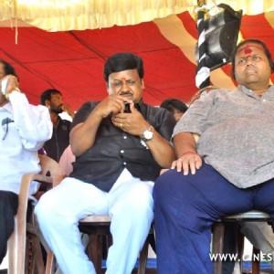 Tamil Film Industry Fasts Stills (1)