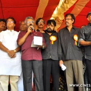 Tamil Film Industry Fasts Stills (10)