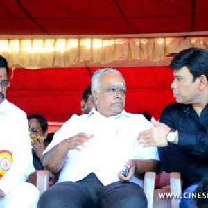 Tamil Film Industry Fasts Stills (107)