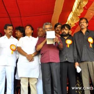 Tamil Film Industry Fasts Stills (13)