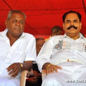 Tamil Film Industry Fasts Stills (2)