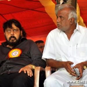 Tamil Film Industry Fasts Stills (3)