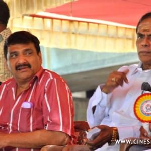 Tamil Film Industry Fasts Stills (40)