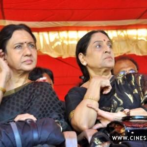 Tamil Film Industry Fasts Stills (43)