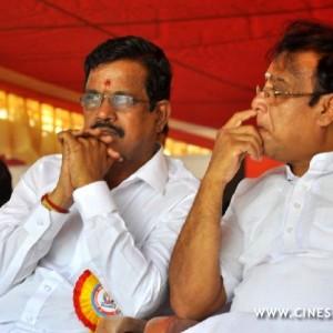 Tamil Film Industry Fasts Stills (7)