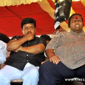 Tamil Film Industry Fasts Stills (8)