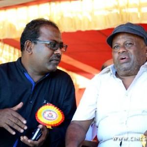Tamil Film Industry Fasts Stills (86)