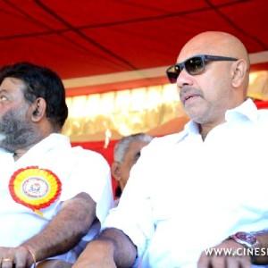 Tamil Film Industry Fasts Stills (98)