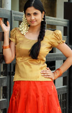 Actress Aashritha Stills