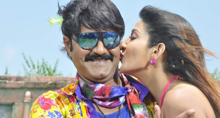 D Ante D Movie Working Stills