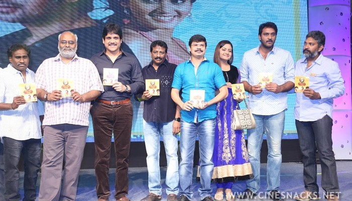 Dikkulu Chudaku Ramayya Movie Audio Launch Stills