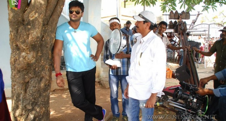 Current Theega Working Stills