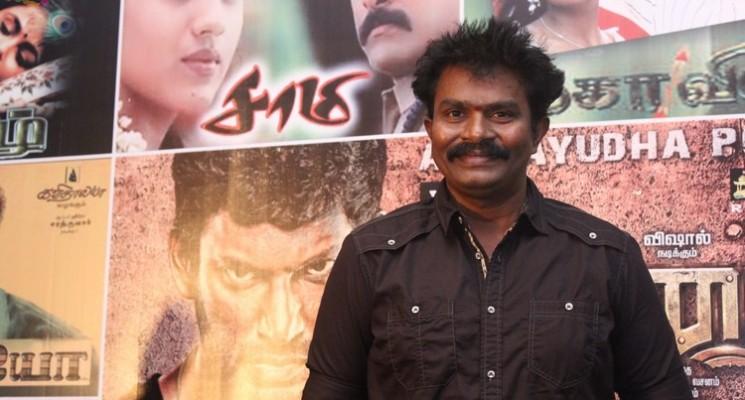 Director Hari Press Meet Stills