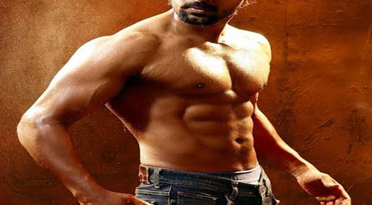 New Look Of Arun Vijay