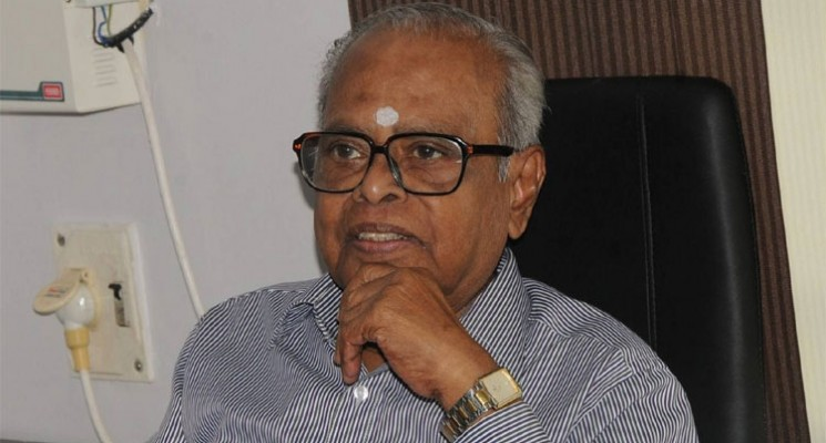 Tamil Film Industry Mourned The Death Of Director K.Balachander!!!!