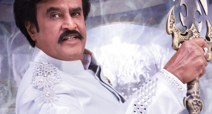 Rajinikanth Actor Stills