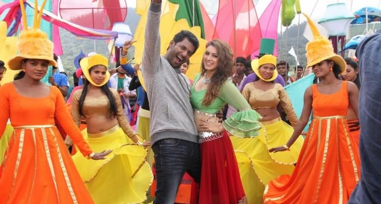 Aambala Movie Stills | Vishal, Hansika Motwani