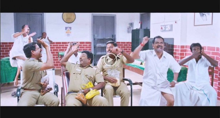 Naalu Policeum Nalla Irundha Oorum Trailer