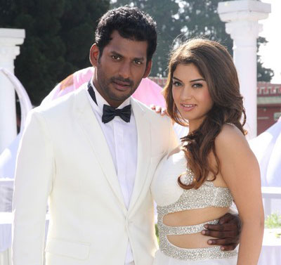 Aambala Movie Review