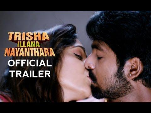Trisha Illana Nayanthara Official Trailer
