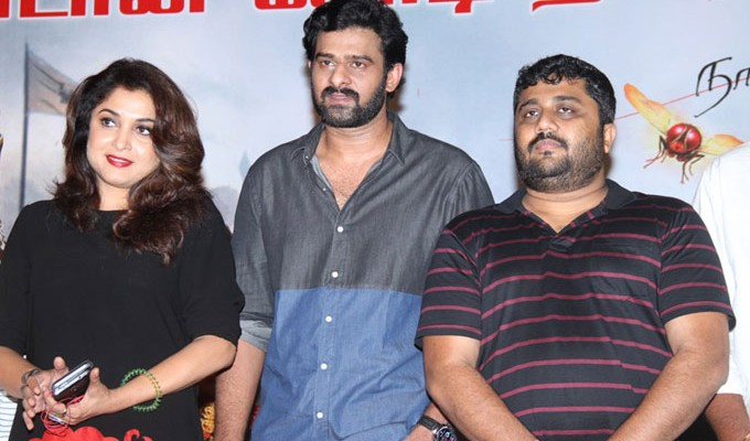 Baahubali team spells success