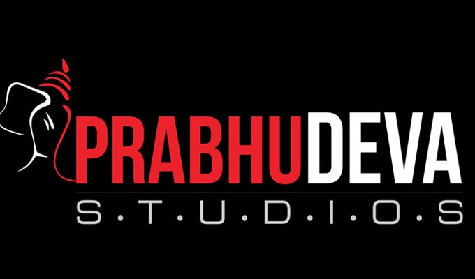 Prabhu Deva enters Film Production in style