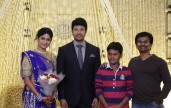 actress vijayalakshmi wedding reception photos 002