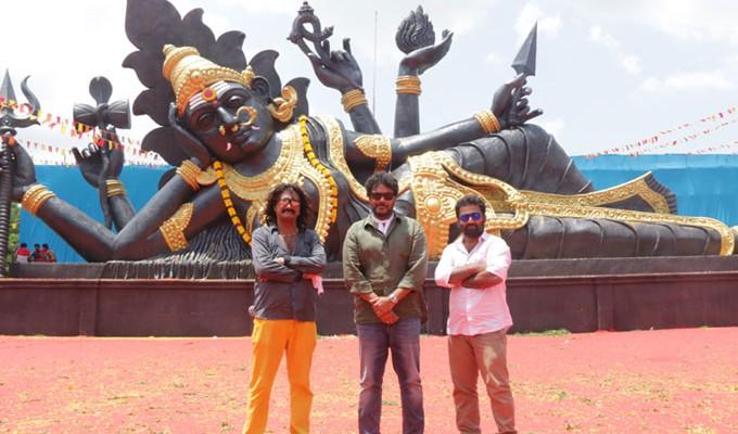 லிம்கா புக் ஆப் ரெகார்ட்ஸில் இடம் பெறவிருக்கும் 103 அடி உயர அம்மன் சிலை!