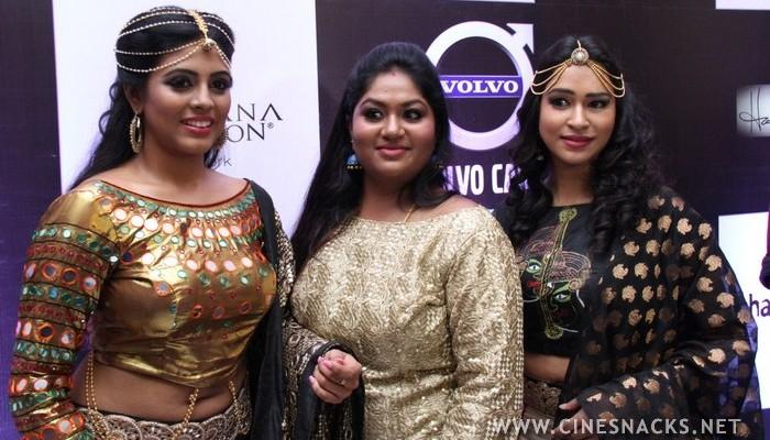 Volvo Cars Chennai International Fashion Week Photos
