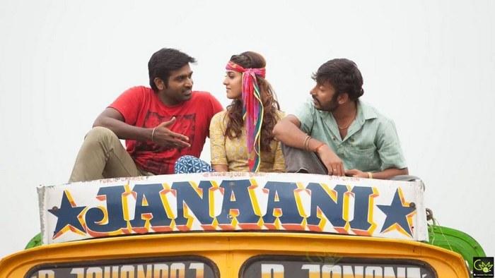 Naanum Rowdythan Movie Stills